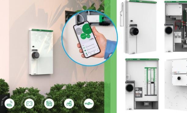 施耐德电气家庭创建适合新能源格局的端到端能源管理...