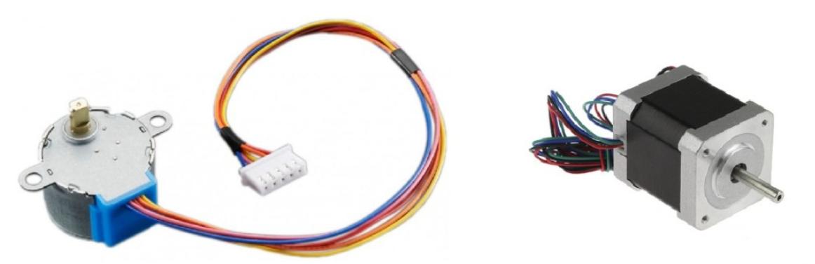 如何使用电位器实现步进电机控制方案