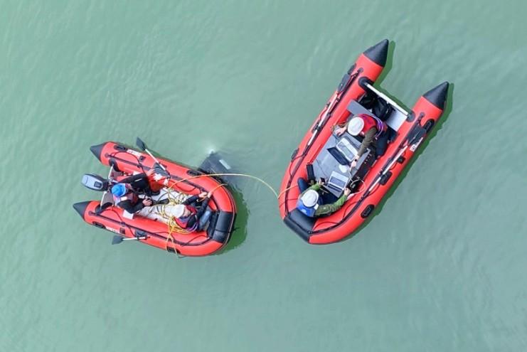 国内首创:水力发电领域使用5G水下机器人