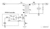 基于峰值電流控制的PWM調節原理