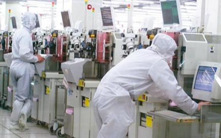 日本半导体制造设备9月销售额达122.7亿元 同...