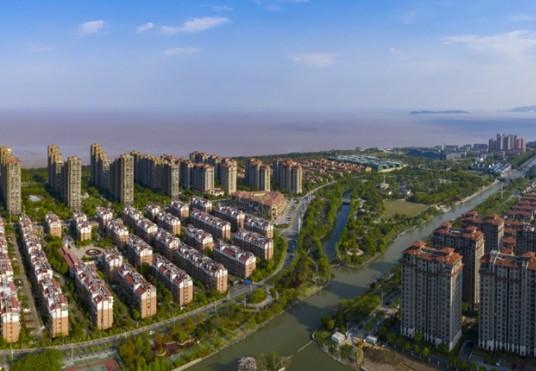 海盐瞄准数字经济发展契机,发挥了浙江接轨上海的前沿阵优势