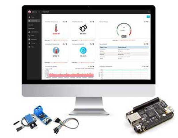 Digi-Key和 Machinechat發布業界最實惠的即用型物聯網軟件解決方案
