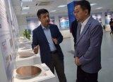 中国电子信息产业发展研究院一行来华进调研
