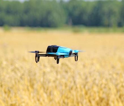 """道通智能航空技术公司研发的无人机""""创新高地""""正在..."""