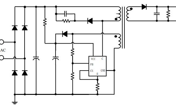 ICW3783开关电源控制器集成电路的数据手册免费下载