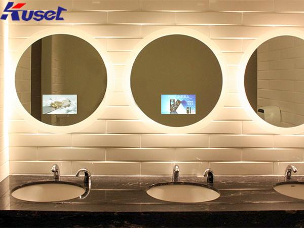 将高科技融入生活之中,镜面显示屏将会带来更多便利