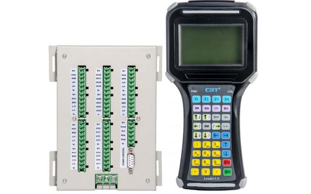 DMC660MF六轴运动控制器的示教系统的简易说明