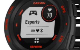 Garmin生产了一款智能手表,可以传输来自观察者手表的数据