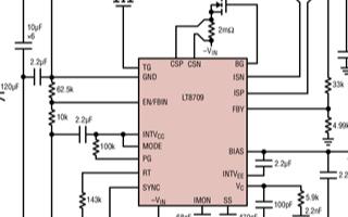 Linear同步PWM控制器LT8709的作用及...