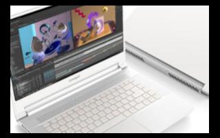 宏cer推出了带有Tiger Lake CPU的新型笔记本电脑