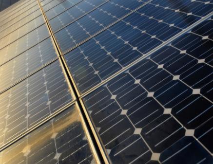 有机钙钛矿太阳能电池是当今主流的柔性太阳能电池