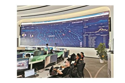 滴滴智慧信控系统为城市交管赋能,已优化超过2500个路口信号灯