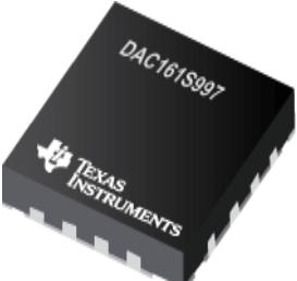 16位ΣΔ數模轉換器DAC161S997的特性及應用范圍