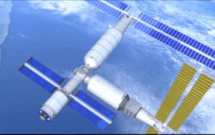 中國空間站拒絕美國加入