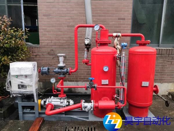 蒸汽冷凝水回收设备的使用注意事项及维护保养