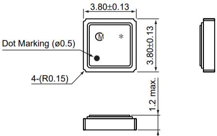SAYDV836MAB0F00和SAYHS836MAD0T00表面波收发双工器的详细资料说明