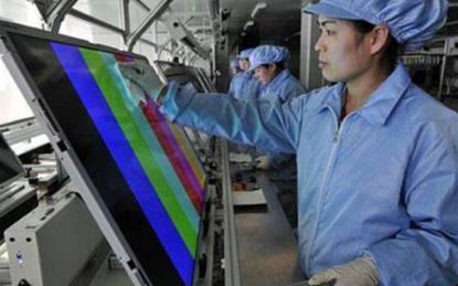面板價格上漲超30% IC材料稀缺讓漲價潮持續
