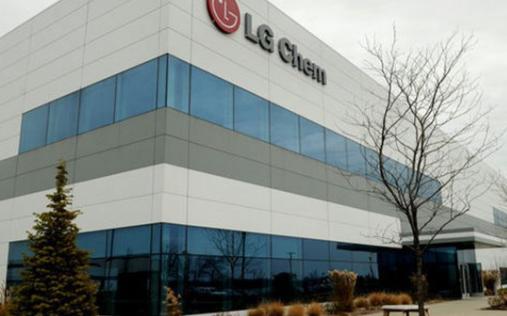 LG 化学电池业务创新高 圆筒型电池销售增加