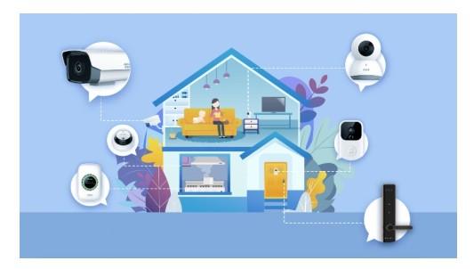 AIoT +安防,万物互联为安防装上智慧大脑