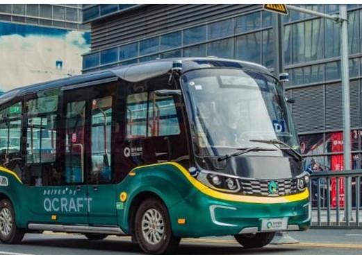 """為什么蘇州無人公交開通線路的定位是""""城市微循環公..."""