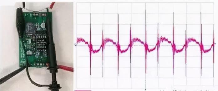 让测试开关电源纹波达到准确值的方法