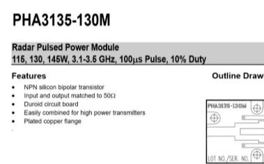 某射频TR组件功率模块故障分析及改进