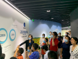 兆易集成电路科技馆有幸迎来了中国计算机学会合肥分会参观交流