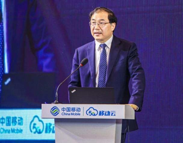 中国移动构建起一张云网一体、贴身服务、随心定制、安全可控的智慧云