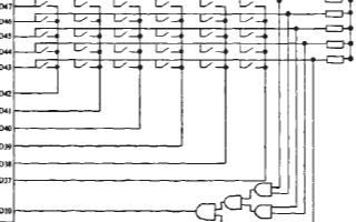 基于高性能DSP芯片ADSP-BF561实现非编码矩阵键盘的设计
