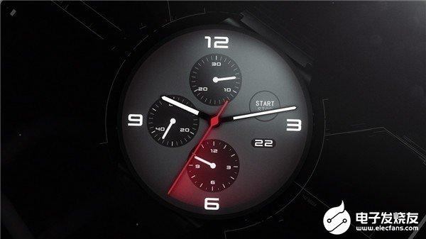 华为Watch GT2保时捷智能手表巅峰之作!高端实用兼并
