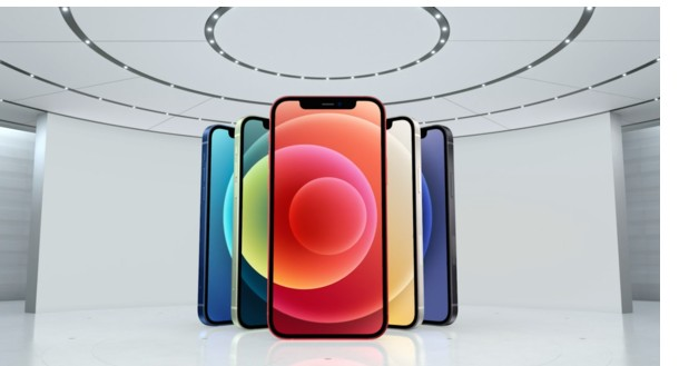 iPhone12系列维修损坏屏幕收取相应的服务费相当于一部国产5G手机?