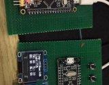 基于CC2530 zigbee模块实现温湿度光强测量