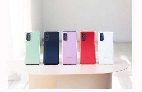 三星5G系列家族的全新成员三星Galaxy S20 FE 5G终于来到了国内