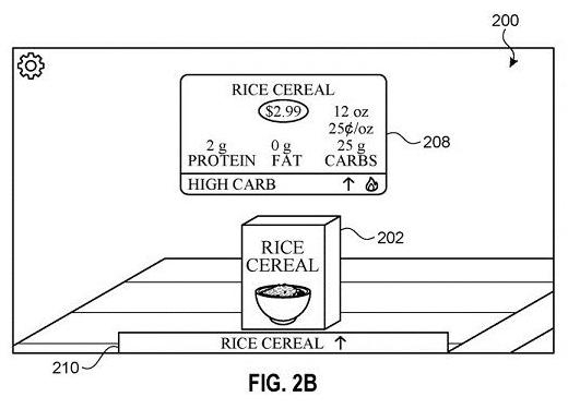 专利解读:苹果Apple Glass智能眼镜或将支持购物时对比价格