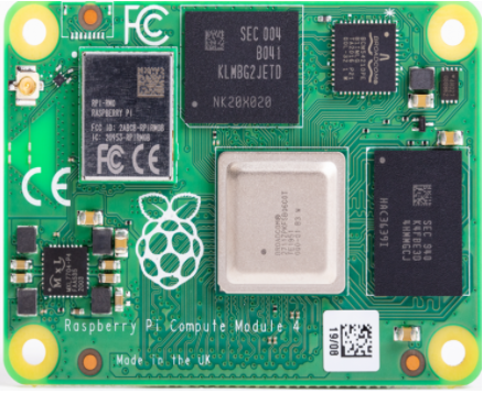 e絡盟供貨全新Raspberry Pi計算模塊4