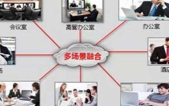华为融合通信解决方案打造无边界的高效沟通