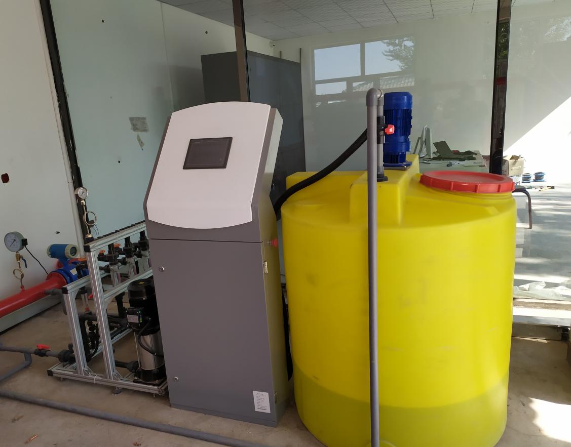 水肥一体化系统由哪些设备组成,其功能作用是什么
