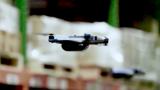 Ware无人机读取RFID跟踪仓库库存