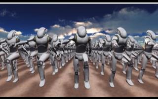 机器人时代:机器人市场增加,人类未来终将会与各种...