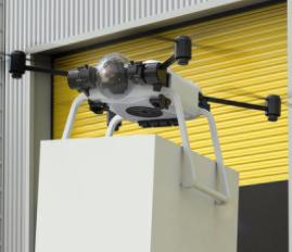 Ware利用无人机读取射频识别标签实现跟踪仓库库存