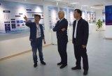 中国科协创新服务中心主任到华进调研