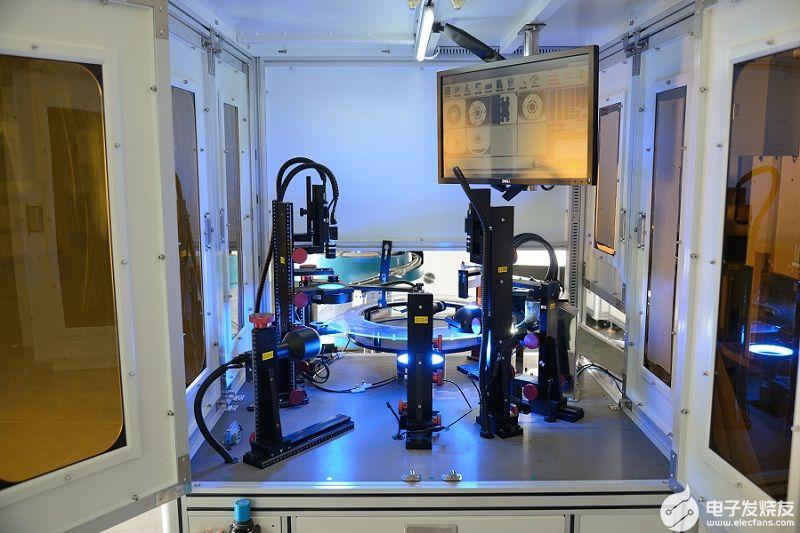 光學影像篩選機取代人工視覺篩選已成為一種趨勢
