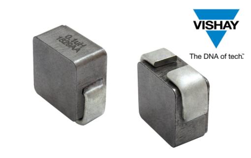 Vishay推出新款高飽和電流電感,提高系統飽和及溫度穩定性