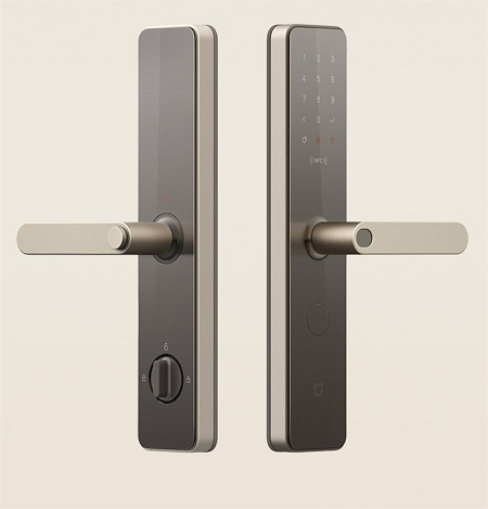 小米嵌入式产品更新:智能门锁