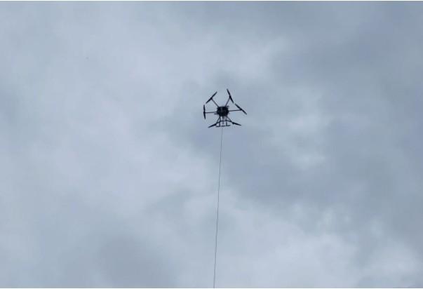 """功能""""俱""""备:5G网联无人机测试示范基地落成"""