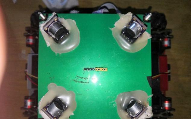 声音定位智能车模制作