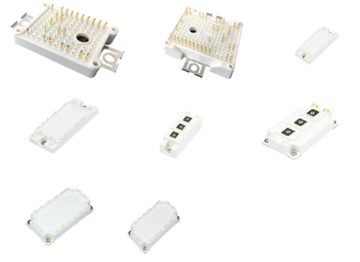 揚杰科技針對工業變頻器等領域,推出IGBT變頻器系列模塊新品