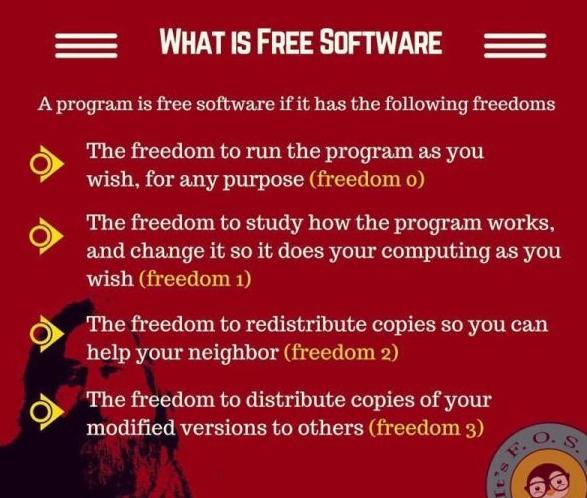 详解Linux:FOSS(自由和开源软件)是什么?