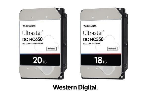 全球首款20TB容量的机械硬盘通过云存储Dropbox的验证